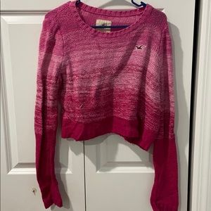 Sweaters - 🌅 Cropped Hollister Sweater
